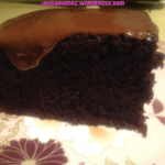 This is…….. THE Best Ever Chocolate Cake