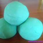 Easy No-Cook Playdough