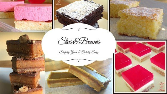 Slices & Brownies - Just A Mum