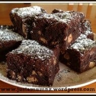 Best Ever Chocolate Brownie