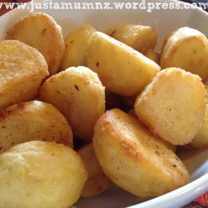 Easy Perfect Roast Potatoes