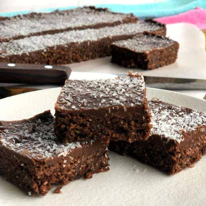 Just A Mum Chocolate Weetbix Slice