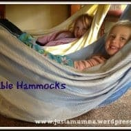 Table Hammocks – Simple Fun for Kids