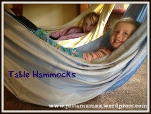 Table Hammocks