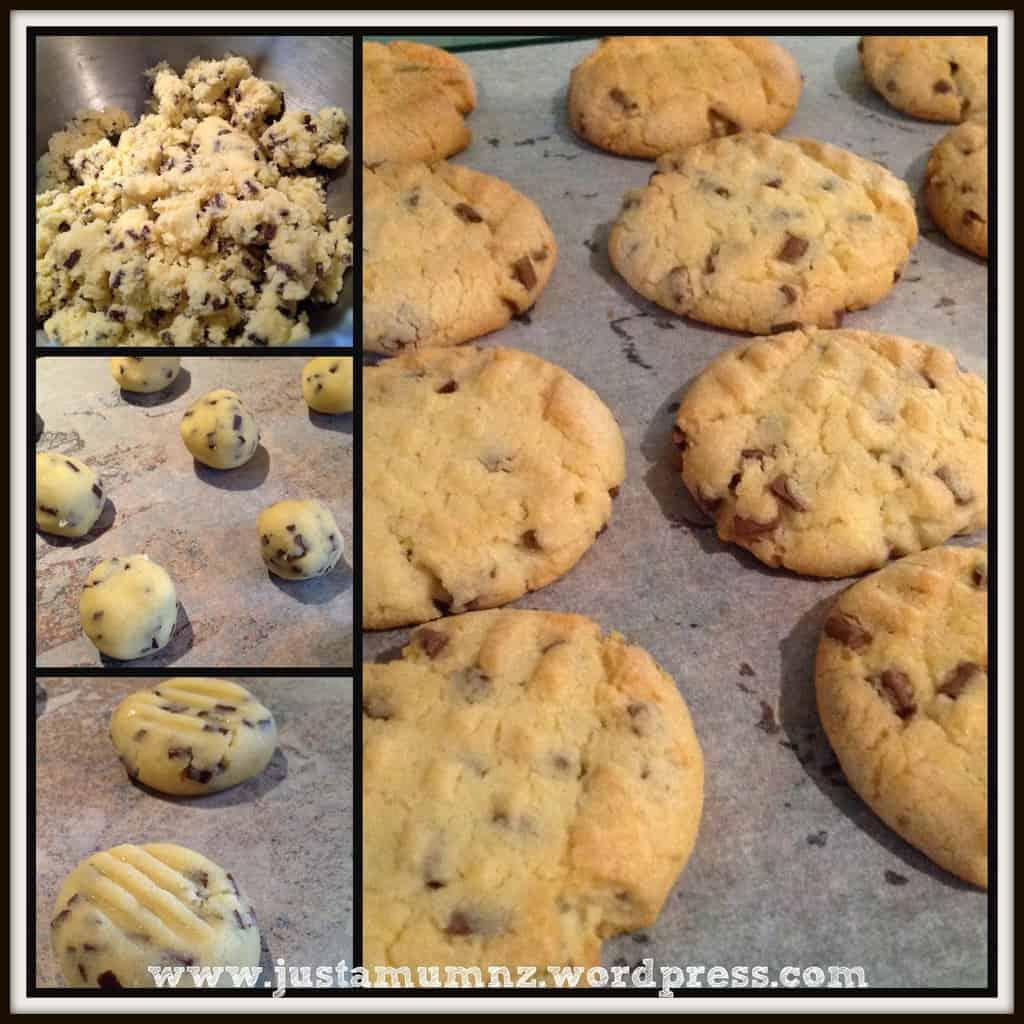 Vanilla Biscuits 1
