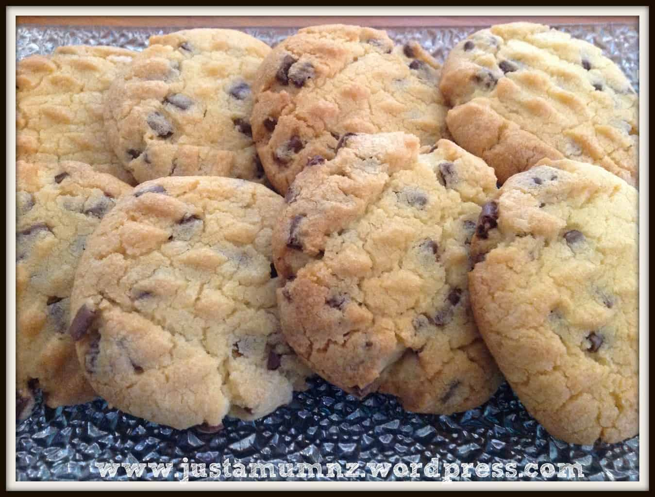 Vanilla Biscuits 2