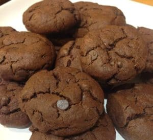 Chocolate Pudding Cookie 4