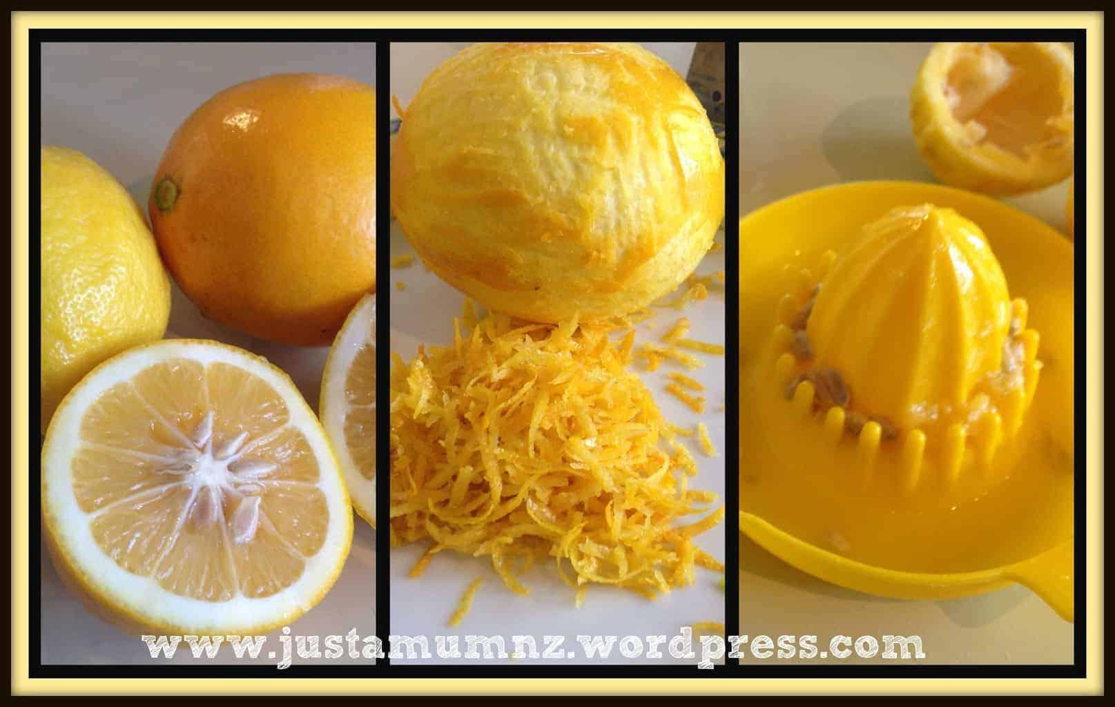 Lemon Brownie 1