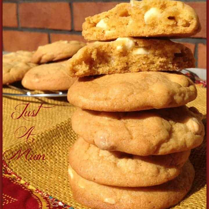 White Chocolate & Butterscotch Pudding Cookie