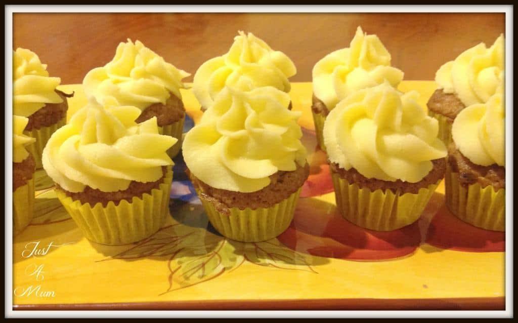 Carrot Pineapple Walnut Muffins