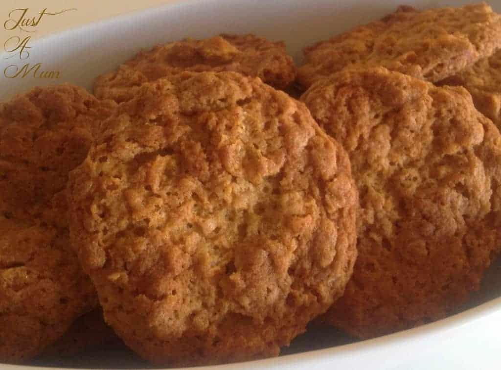 Honey Cornflake Crunch Cookies
