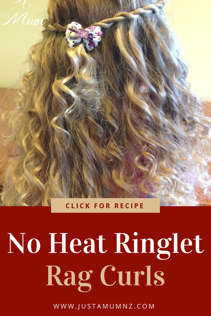 Ever wondered how to get the most beautiful no heat curls? Easy quick overnight curls, created with rags perfect for medium to long hair. Fast and great after a shower. DYI these are the best!