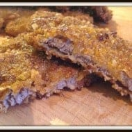 Crumbed Schnitzel – Just a Mum Style!