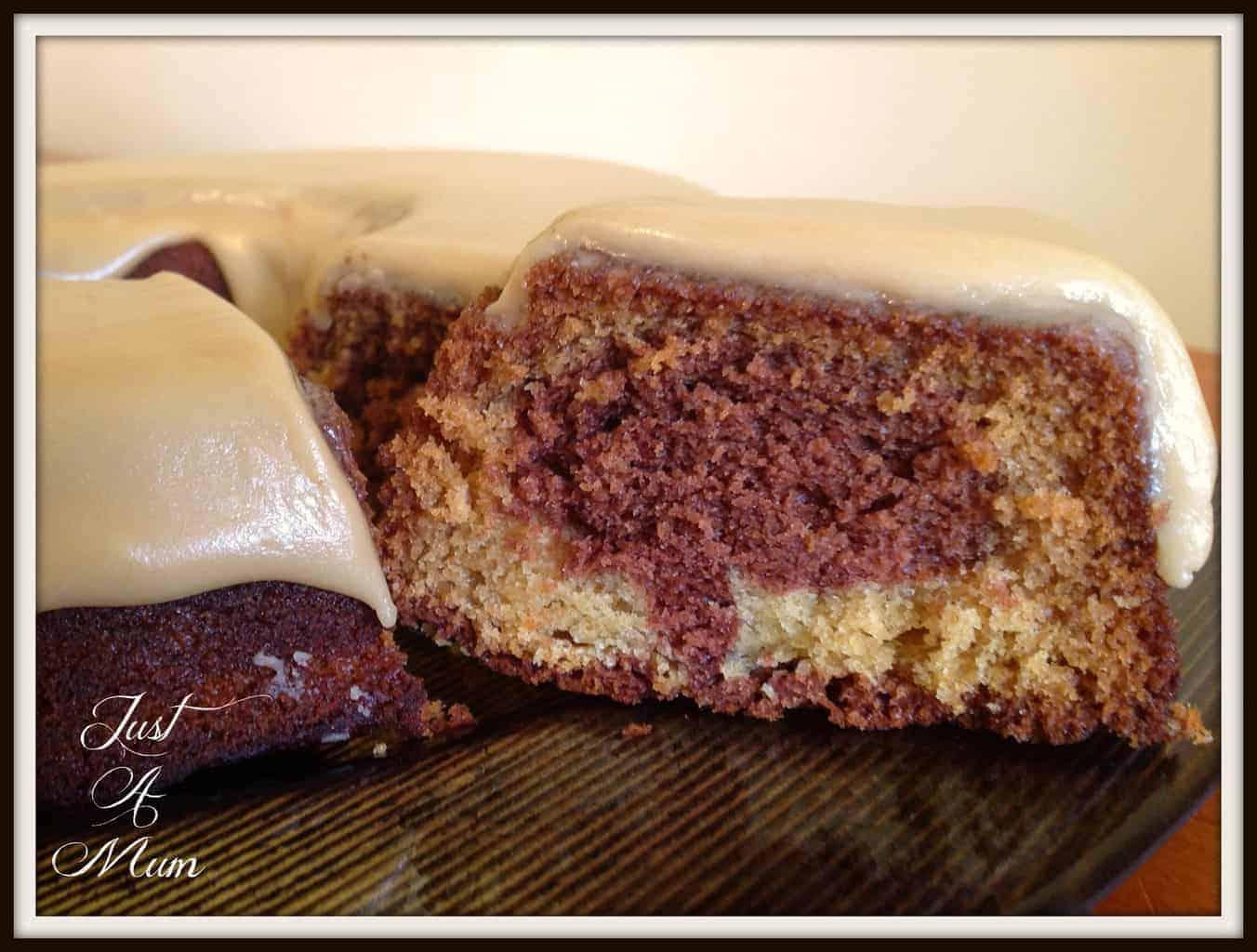 Caramel Cake Just A Mum