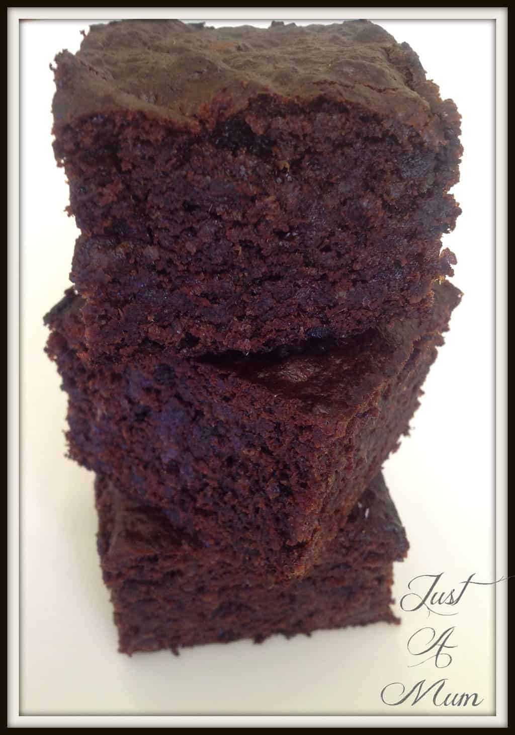 Healthy Brownie 5