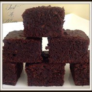 Delicious Sugar-Free, Flour-Free Chocolate Brownie