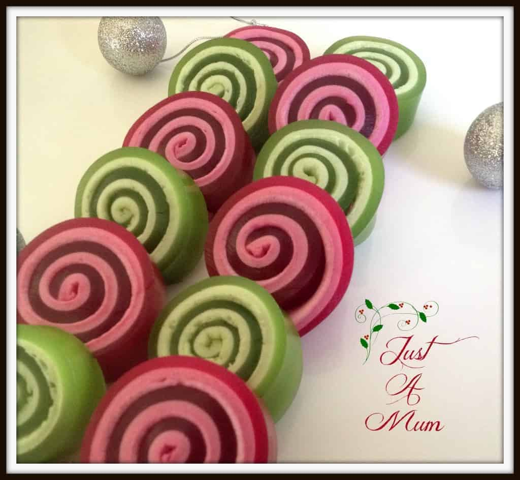 Christmas Jelly Pinwheels Just A Mum's