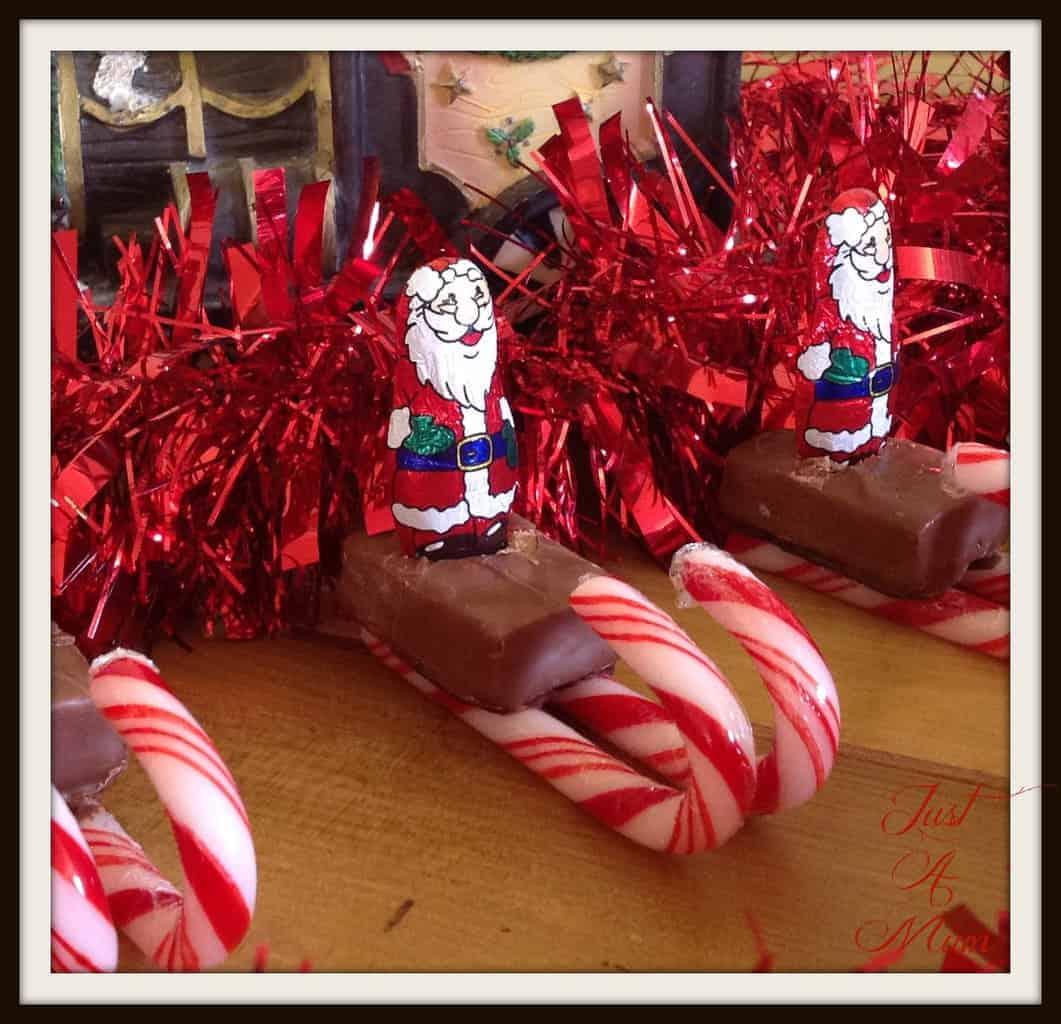 Santa Sleigh Treats