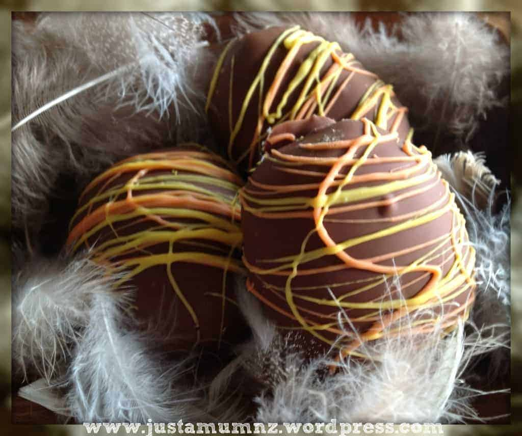 Coconit Ice Easter Eggs