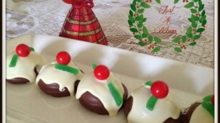 Mallowpuff Christmas Puddings