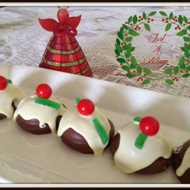 Mallowpuff Christmas Puddings