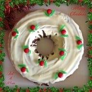 Rocky Road Christmas Wreath