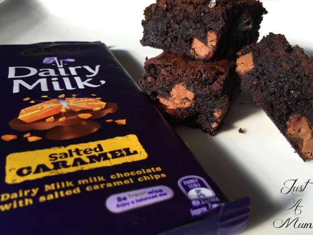 Salted Caramel Brownie 1
