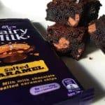 Salted Caramel Chocolate Brownie