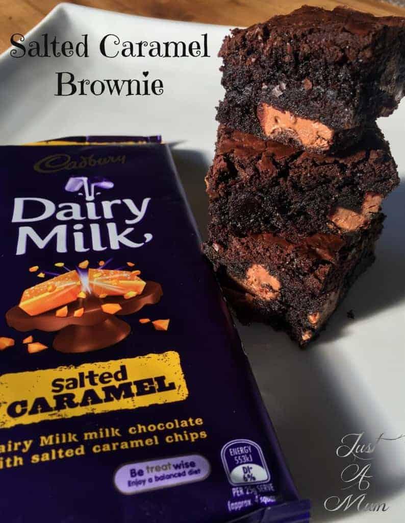 Salted Caramel Brownie 3