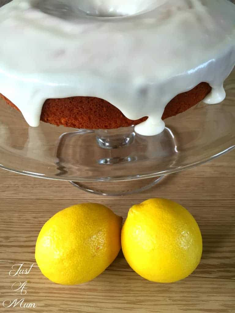 Magical Lemon Cake 3
