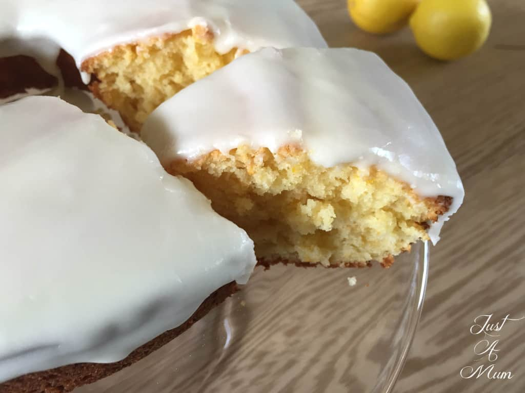 Magical Lemon Cake