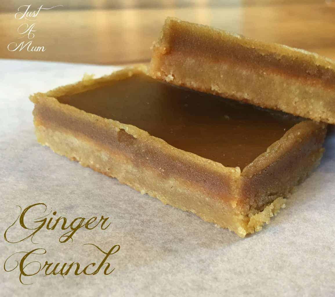 Classic Ginger Crunch Recipe Link