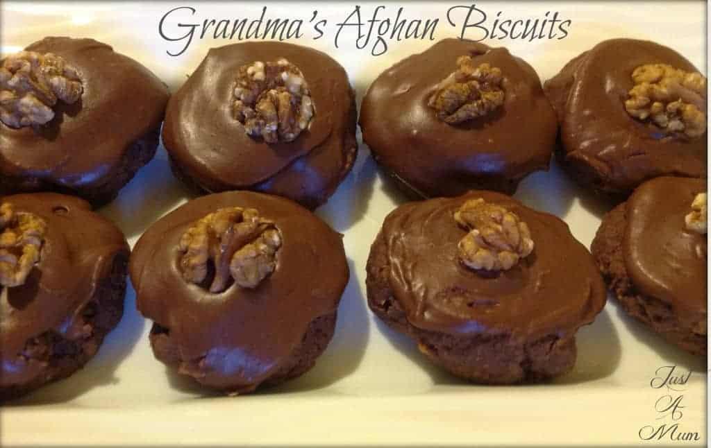 Best Cookie - Afghan Biscuits