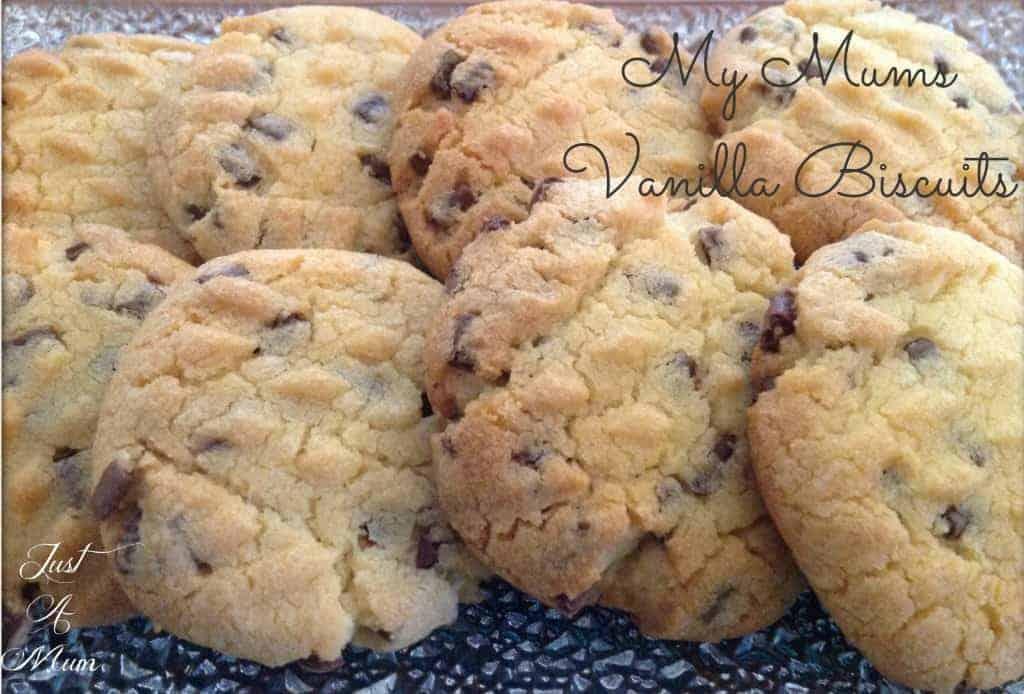Best Cookie - My Mums Vanilla Biscuits
