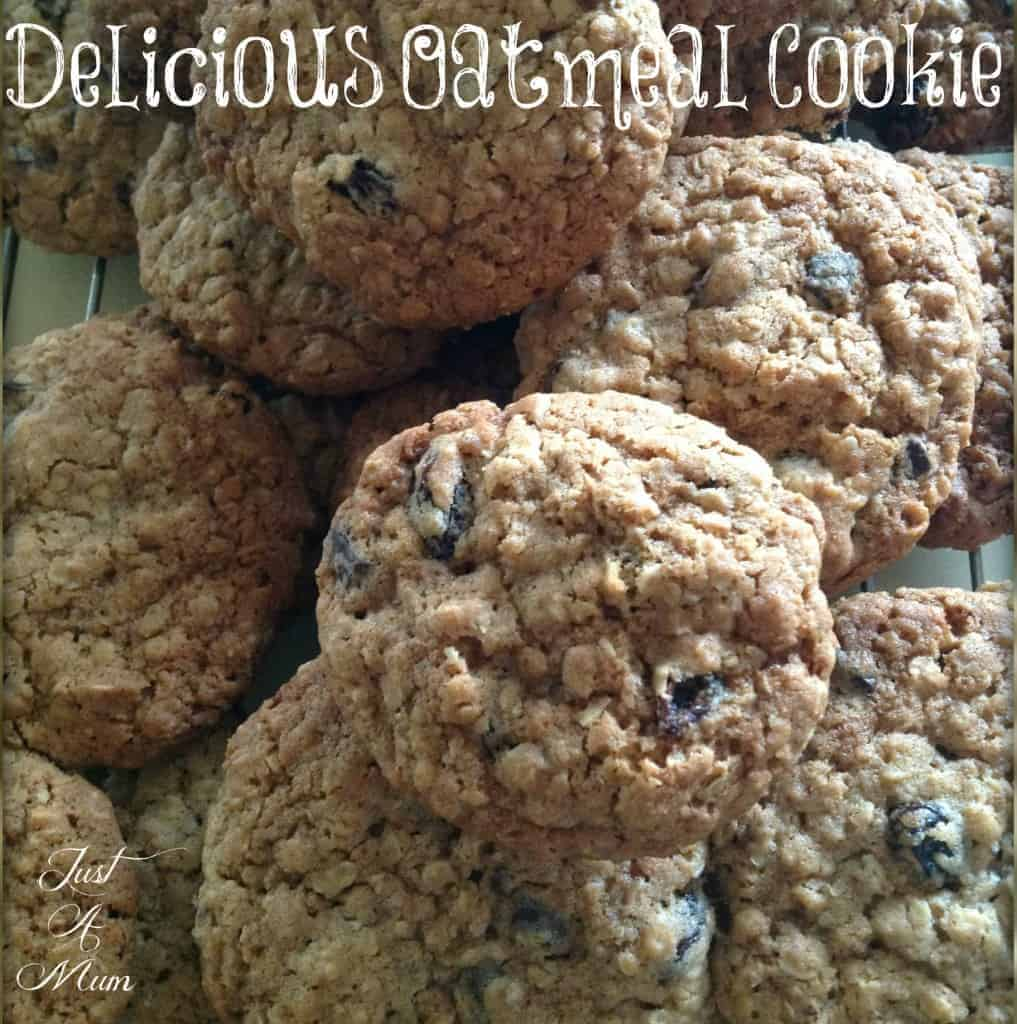 Best Cookie - Oatmeal Cookie