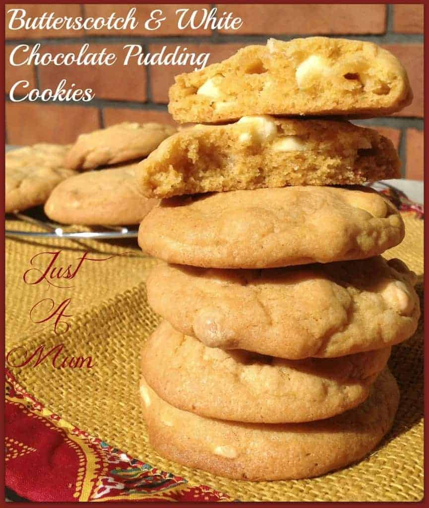 Best Cookies - Butterscotch White Choc Pud Cookie