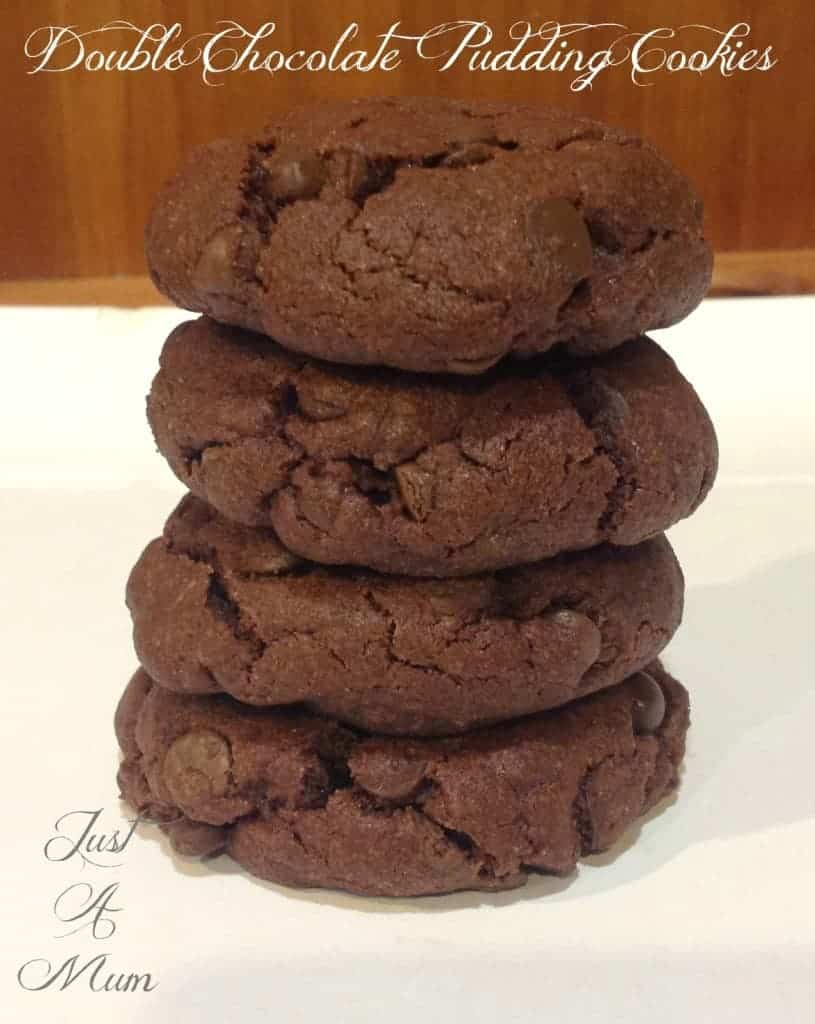 Best Cookies - Double Choc Pudding Cookie