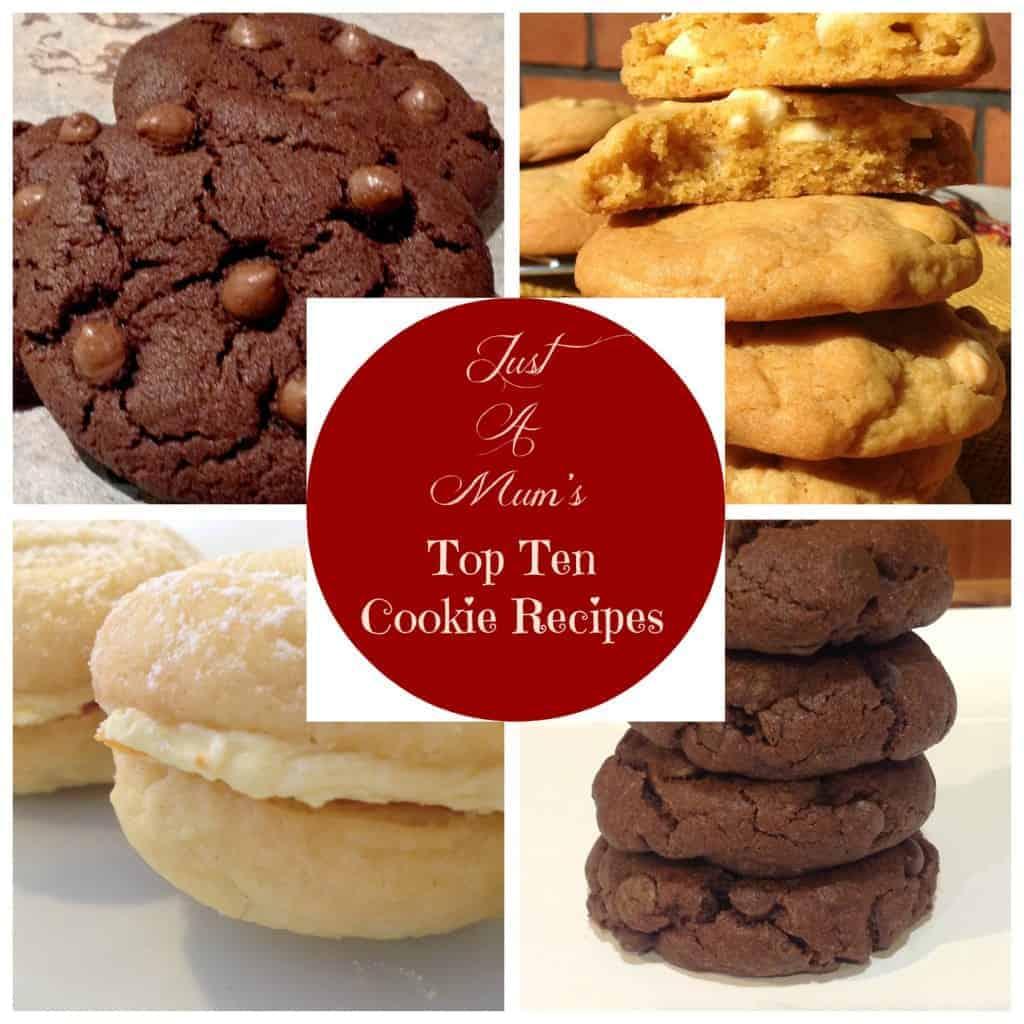 Best Cookies Collage