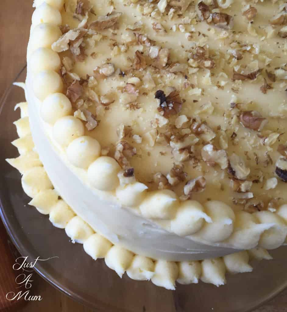 Carrot Cake Just A Mum
