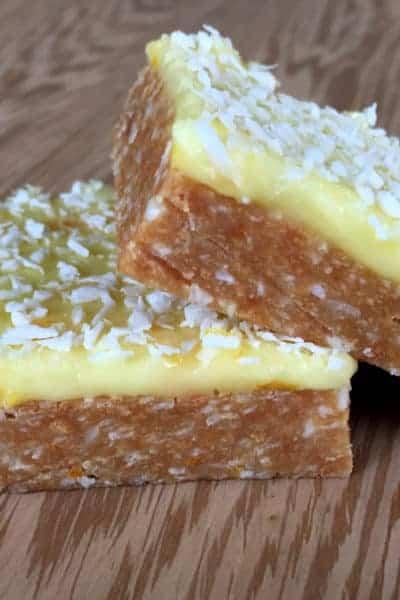 No-Bake Citrus Slice