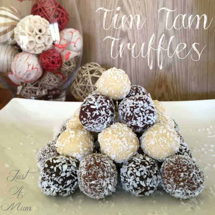 Divine Tim Tam Truffles