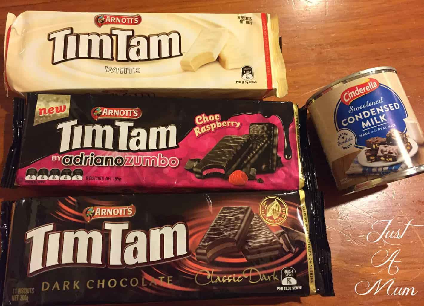 tim tam In time for australia day, arnott's has launched a new range of tim tams with  packaging printed by amcor flexibles using thermochromic ink.