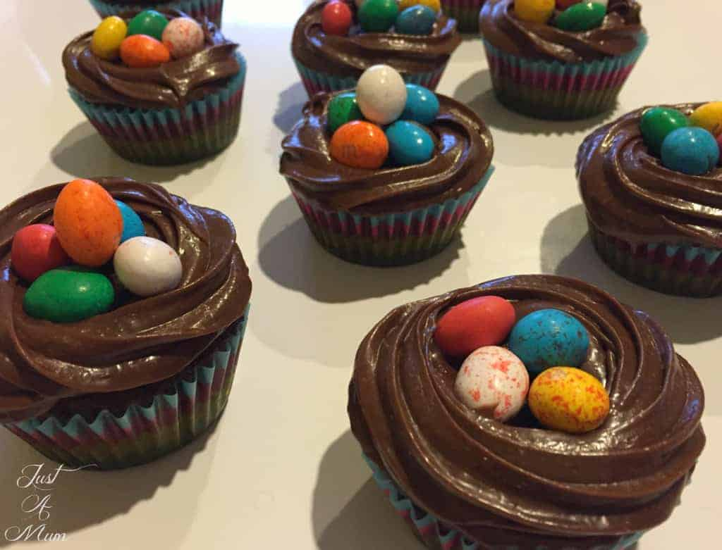 Easter Cupcakes 3