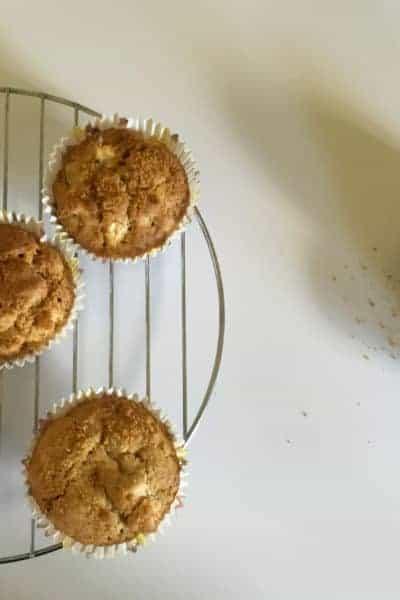 Apple Crunch Muffins