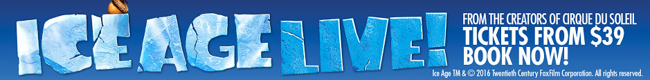 Ice Age Banner