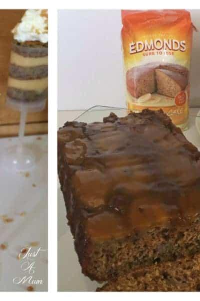 Delicious Banana Cake Inspired Ideas!