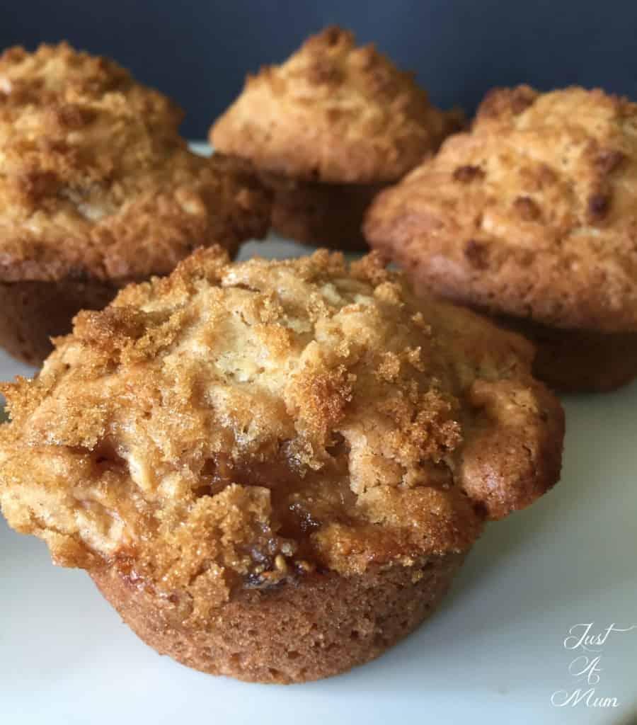 Feijoa Crunch Muffins 5
