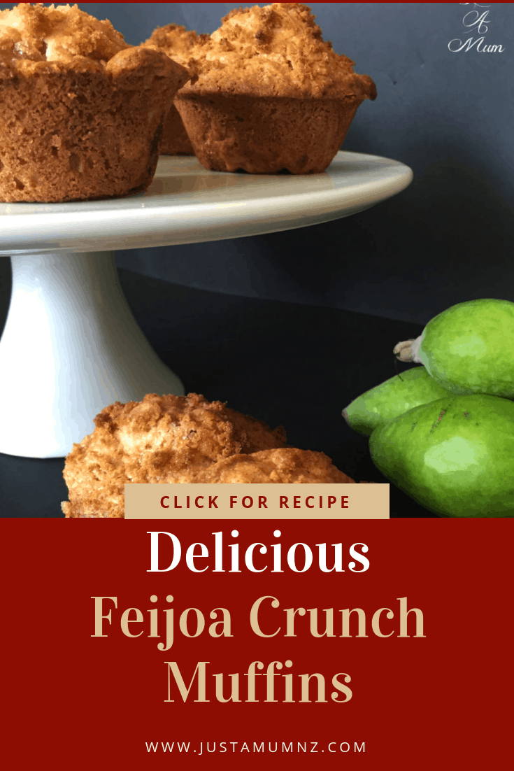 You will love this simple delicious Feijoa Muffin recipe, people are often looking for feijoa baking, cakes, muffins, and sweets, I hope you find all the easy and best recipes here! #feijoa #muffins #recipe #baking