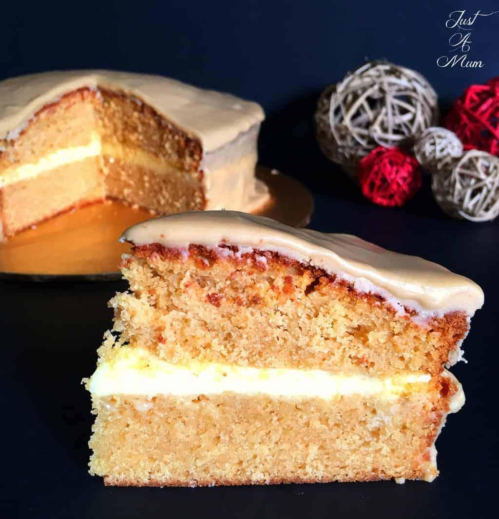Caramel Mud Cake - Just A Mums eBook