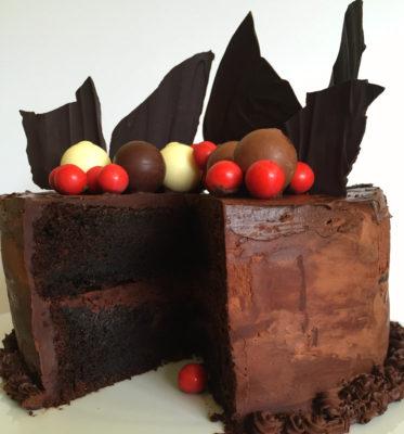 Favourite Chocolate Cake - Just A Mum EBook
